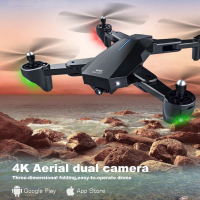 Newest S9 Drone with 4K Dual Camera Foldable Quadcopter