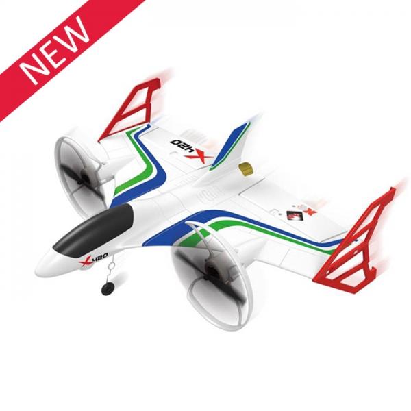 XK X420 3D Aerobatic RC Airplane